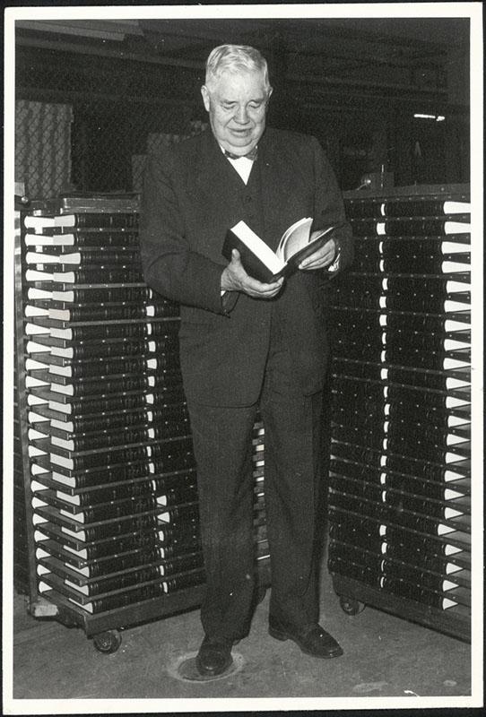 J Reuben Clark Mormon Law