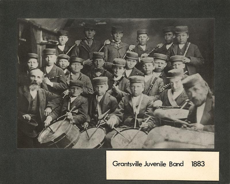 J Reuben Clark Grantsville mormon