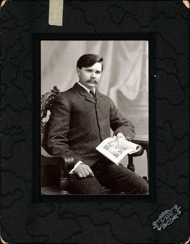1903 Mormon J Reuben Clark at Law School