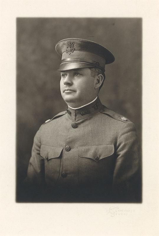 Mormon J Reuben Clark military